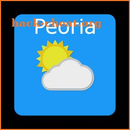 Peoria, IL - weather and more icon