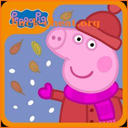 Peppa Seasons: Autumn & Winter icon