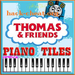 Piano Games Thomas and Frriends icon