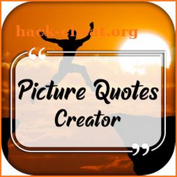 Picture Quotes Creator - Text On Photo maker 2020 icon