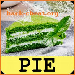 Pie recipes with photo offline icon