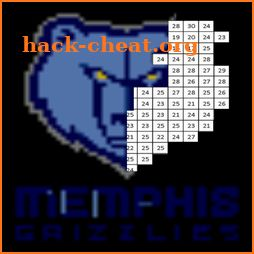 pixel art maker-Nba basket ball color by number Hack Cheats