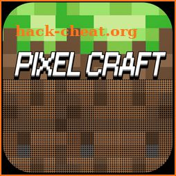 Pixel Craft : Building and Crafting icon