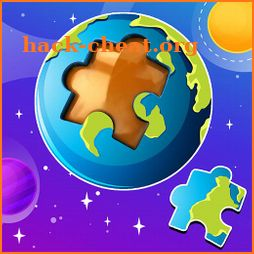 Planets Puzzle Game icon