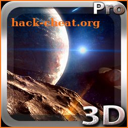 Planetscape 3D Live Wallpaper icon