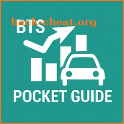 Pocket Guide to Transportation, BTS, U.S. DOT icon