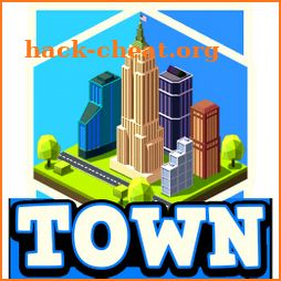Pocket Town - Match 3 & Build Your City icon