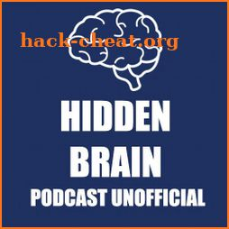 Podcast Player for the Hidden Brain Podcast by NPR icon