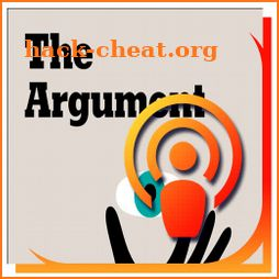Podcasts : The Argument Podcast icon