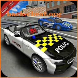 Police Car Real Drift Simulator icon