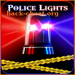 Police Lights & Siren icon