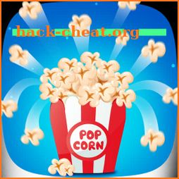 Popcorn Tap Blast - Free Casual Burst Games icon