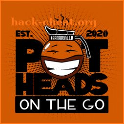 Pot Heads on the Go icon
