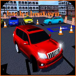 Prado Parking City 3D Game icon