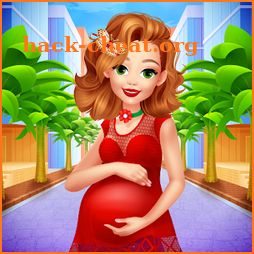 Pregnant Dress Up Games icon