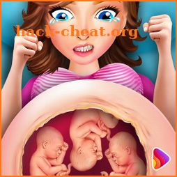 Pregnant Operation Triplet Baby Mom Care Hospital icon