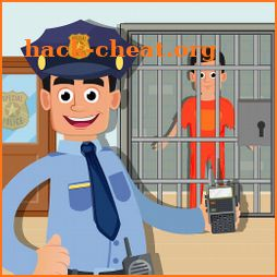 Pretend Play My Police Officer: Stop Prison Escape icon