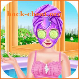 Princess Beauty Spa Salon Makeover - Girls Games icon