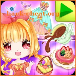 Princess Cherry Anime Care and Makeover: Tea Party icon