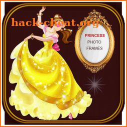 Princess Photo Frames Editor icon