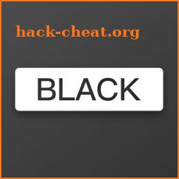 Private Dating, Hide App-Black for PrivacyHider icon