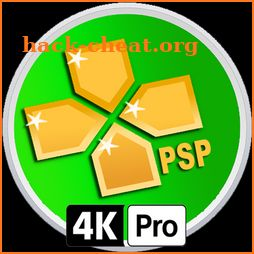 Pro PSP Game Download and Emulator icon