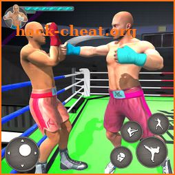 Punch Boxing Fighting Club - Tournament Fight 2019 icon