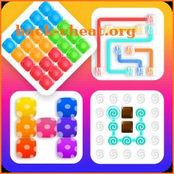 Puzzle Box - Puzzle Games All In One icon