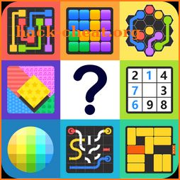Puzzle Out - Dots, Hexa Lines, Unblock, Tangram icon