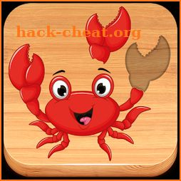 Puzzles for kids Ocean Animals icon