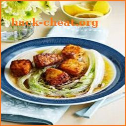 Rahasia Membuat Coconut Salmon With Napa Cabbage icon