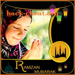 Ramzan Kareem Photo Editor DP Maker icon