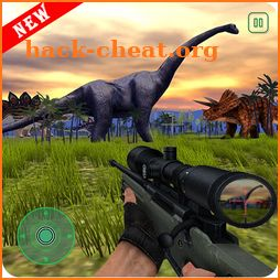 Real Dinosaur hunter: Survival game icon