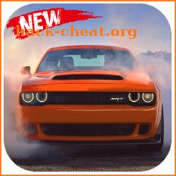 Real Drive Dodge Challenger SRT 8 Simulator icon