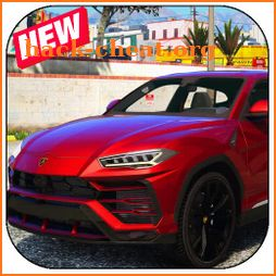 Real Lamborghini Urus SUV Driving Simulator icon