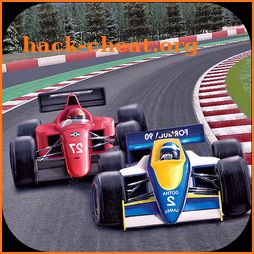 Real Thumb Car Racing; Top Speed Formula Car Games icon