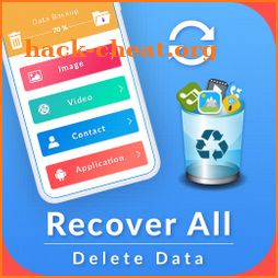 Recover All Deleted data - Data Recovery icon