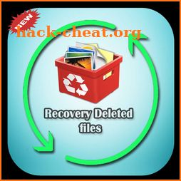 Recover Deleted Files (images, pdf...) For Android icon