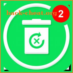 Recover deleted messages & status download -WAMR icon