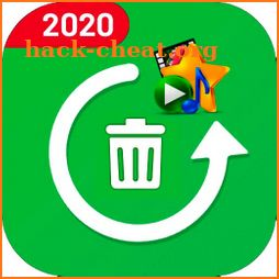 Recover Deleted Messages & Status Downloader App icon