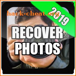 Recover Photos And Videos In English icon