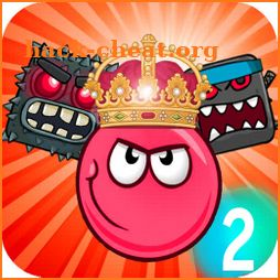 Red Ball Hero : Red Bossy Ball icon