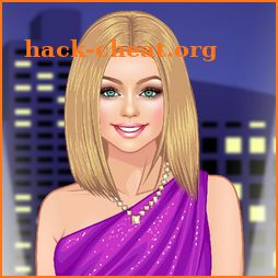 Red Carpet Dress Up Girls Game icon