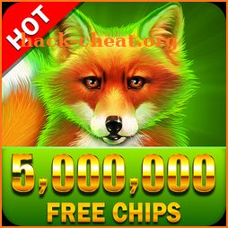 Red Fox - Free Vegas Casino Slots Machines icon
