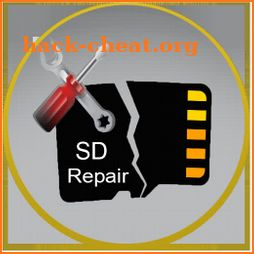 Repair Damaged Sd Card - Fix Memory icon