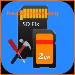 Repair SD Card Damaged Tools icon