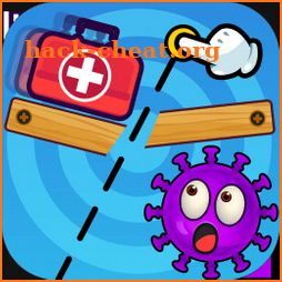 Rescue Baby: Slice Shape Puzzle icon