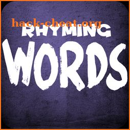 rhyming words - vocabulary builder quiz icon