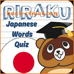 Riraku - Japanese Vocabulary icon