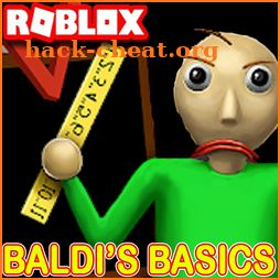 Roblox Baldi's Basics in Education & Learn images icon